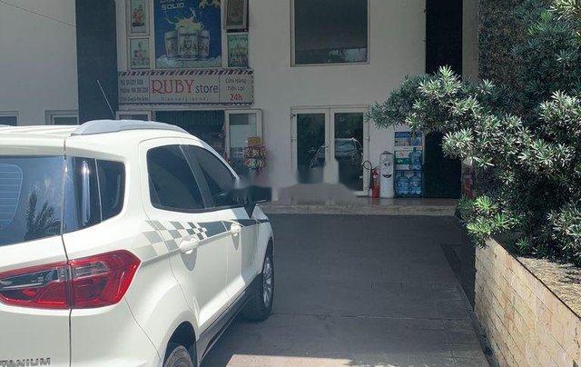 Cần bán Ford EcoSport năm 2016, màu trắng, giá tốt5