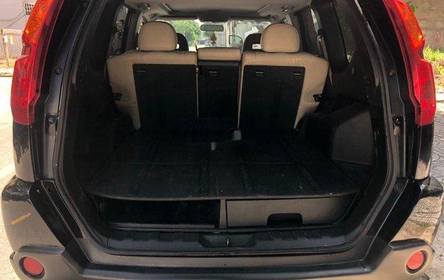 Bán Nissan X trail đời 2007, màu đen, dáng SUV7