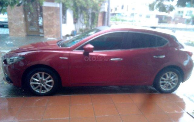 Nhà muốn nâng đời cần bán Mazda3 Hatback xs 2016, đăng ký chính chủ 2017, xe còn mới, cam kết không đâm đụng, ngập nước0