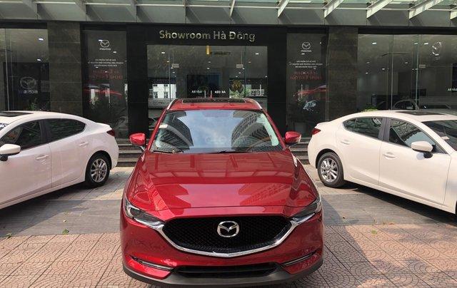 Chính sách Ưu đãi hấp dẫn dòng xe New Mazda CX-5 trong Tháng 90