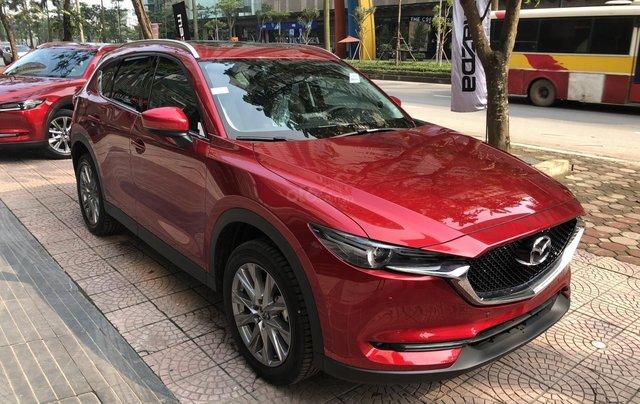 Chính sách Ưu đãi hấp dẫn dòng xe New Mazda CX-5 trong Tháng 91