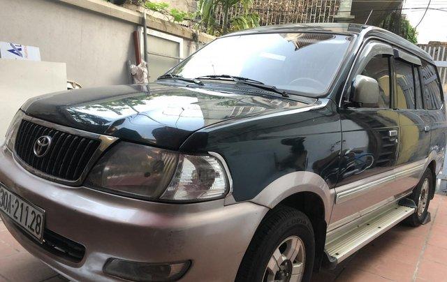Cần bán lại xe Toyota Zace sx 2005, giá tốt1
