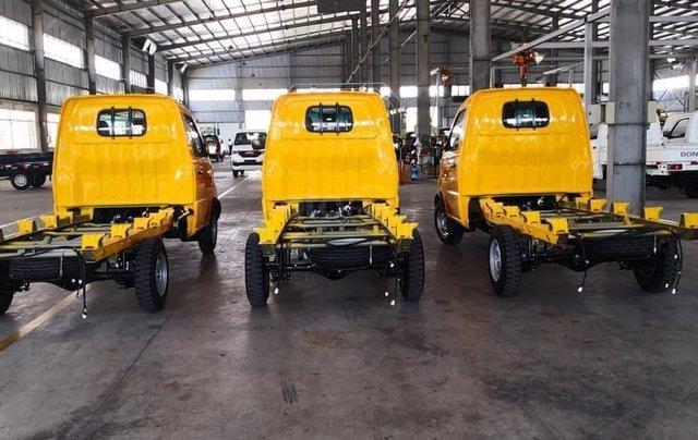 Xe tải Dongben SRM 930kg thùng kín đời 20202