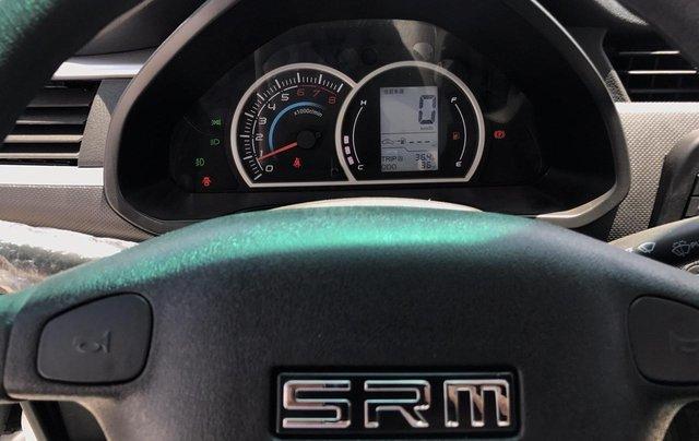 Xe tải Dongben SRM 930kg thùng kín đời 20203