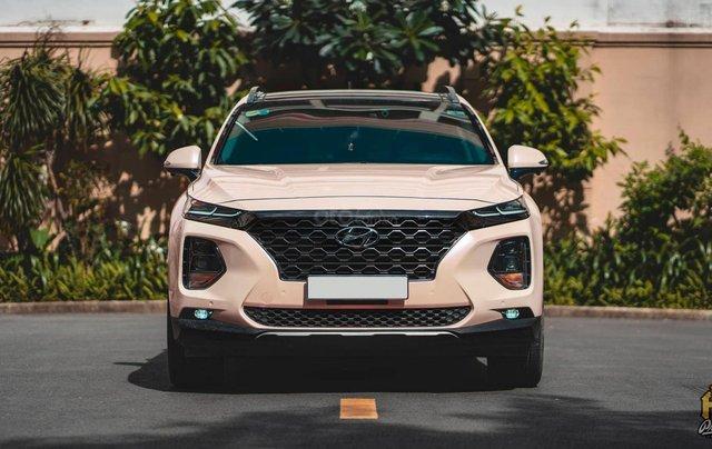 Bán Hyundai Santa Fe 2020 chỉ từ 293 triệu - ưu đãi lớn, giảm giá tiền mặt + tặng kèm phụ kiện chính hãng1
