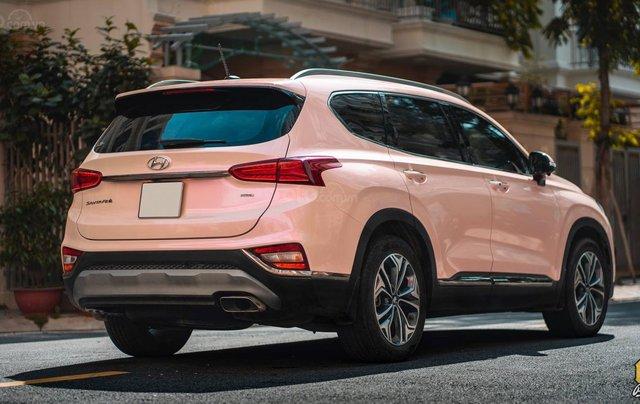 Bán Hyundai Santa Fe 2020 chỉ từ 293 triệu - ưu đãi lớn, giảm giá tiền mặt + tặng kèm phụ kiện chính hãng2