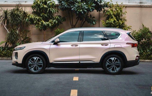 Bán Hyundai Santa Fe 2020 chỉ từ 293 triệu - ưu đãi lớn, giảm giá tiền mặt + tặng kèm phụ kiện chính hãng3