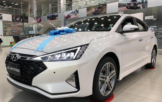 [Hyundai Long An] Hyundai Elantra Sport ưu đãi cực lớn + giảm ngay 50% thuế trước bạ + quà tặng hấp dẫn0