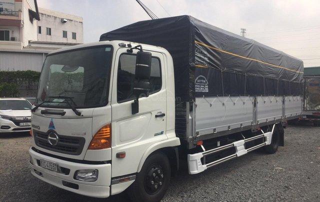 Xe tải FC (2020) với bản thùng dài 7,3m, tải trọng 6 tấn1