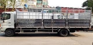 Xe tải FC (2020) với bản thùng dài 7,3m, tải trọng 6 tấn4