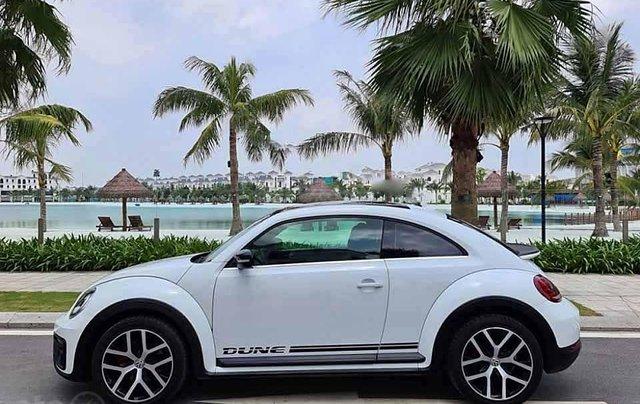 Cần bán xe Volkswagen Beetle Dune 2.0 đời 2018, màu trắng, nhập khẩu nguyên chiếc4
