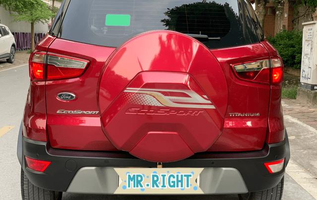 Cần bán xe Ford EcoSport đời 2019, giá 595tr10