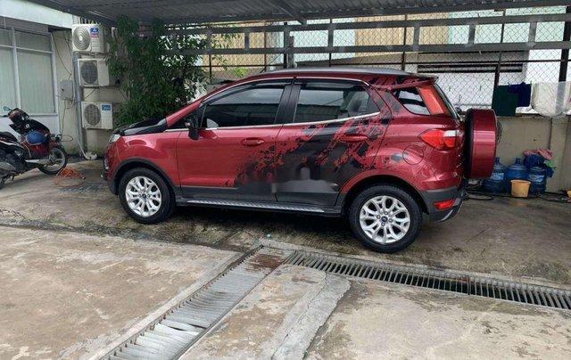 Bán Ford EcoSport đời 2016, màu đỏ, giá chỉ 469 triệu2