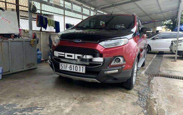 Bán Ford EcoSport đời 2016, màu đỏ, giá chỉ 469 triệu0