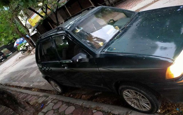 Xe Kia CD5 năm 2000, màu xanh lam còn mới giá cạnh tranh7