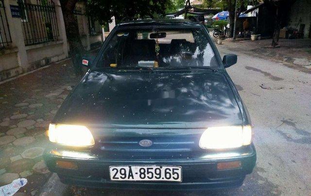 Xe Kia CD5 năm 2000, màu xanh lam còn mới giá cạnh tranh0