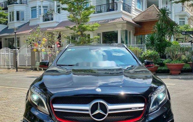 Bán xe Mercedes GLA 45AMG năm 2015, màu đen, nhập khẩu còn mới3