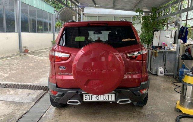 Bán Ford EcoSport đời 2016, màu đỏ, giá chỉ 469 triệu1