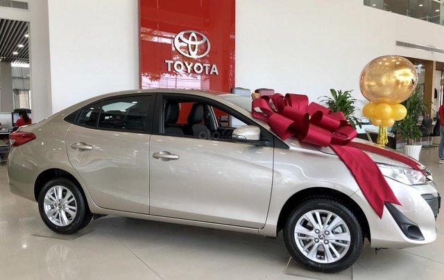 Toyota Vios số sàn 2020 giá tốt giao ngay1