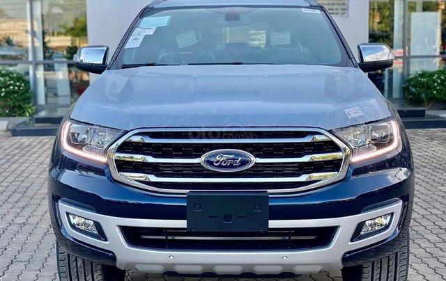 Ford Everest Titanium 2.0L 4x2 AT SX 2020, nhiều ưu đãi hấp dẫn0