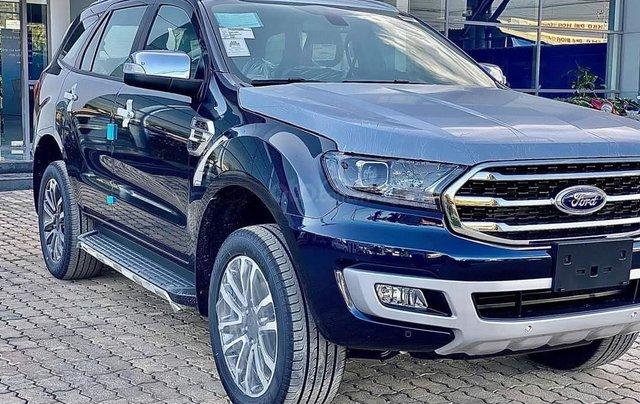 Ford Everest Titanium 2.0L 4x2 AT SX 2020, nhiều ưu đãi hấp dẫn4
