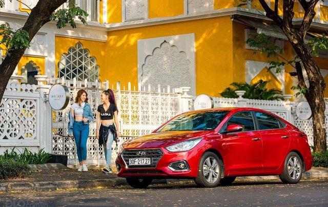 Bán xe Hyundai Accent 2020 giá rẻ trả trước từ 135 triệu có xe ngay - Tặng kèm phụ kiện chính hãng0