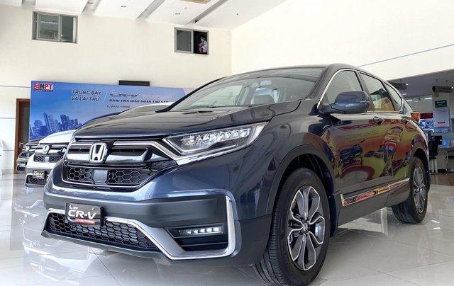 Xe Honda CRV Facelift 2020 khuyến mãi khủng mùa ngâu giá bao sâu0