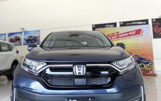 Xe Honda CRV Facelift 2020 khuyến mãi khủng mùa ngâu giá bao sâu2