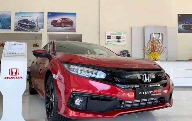 Bán Honda Civic 2020, nhập Thái giá từ 764 triệu, xe đủ màu - giao ngay, liên hệ báo giá Tú Honda0