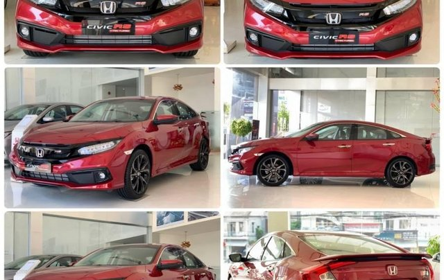 Bán Honda Civic 2020, nhập Thái giá từ 764 triệu, xe đủ màu - giao ngay, liên hệ báo giá Tú Honda2