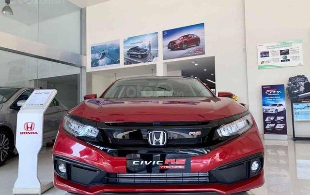 Bán Honda Civic 2020, nhập Thái giá từ 764 triệu, xe đủ màu - giao ngay, liên hệ báo giá Tú Honda1