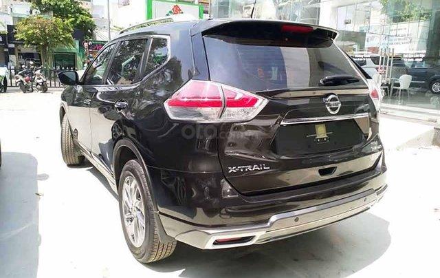 Bán Nissan X trail 2.5 SV Luxury sản xuất 2020, màu nâu3