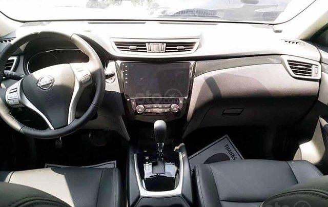 Bán Nissan X trail 2.5 SV Luxury sản xuất 2020, màu nâu1