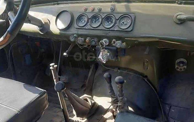 Cần bán xe UAZ đời 1999, xe nhập, màu xanh rêu, giá 54tr4