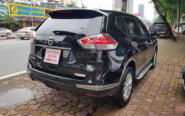 Bán ô tô Nissan X trail đời 2018, màu đen chính chủ, 725tr3
