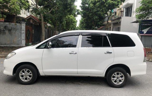 Bán xe Toyota Innova 2.0 J đời 2010, xe không chạy dịch vụ0