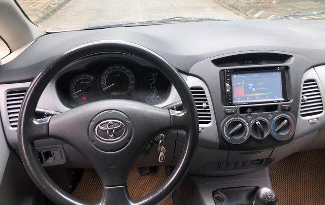 Bán xe Toyota Innova 2.0 J đời 2010, xe không chạy dịch vụ5