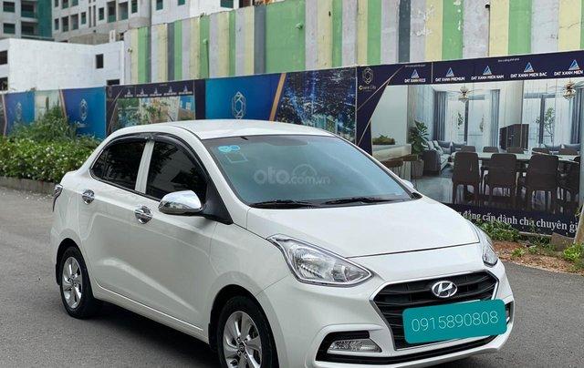 Bán chiếc Hyundai I10 SX 2019, bản đủ, giá 345tr, còn thương lượng khi coi xe5