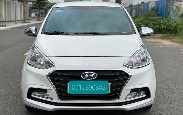 Bán chiếc Hyundai I10 SX 2019, bản đủ, giá 345tr, còn thương lượng khi coi xe3