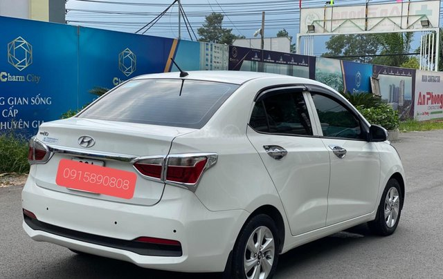 Bán chiếc Hyundai I10 SX 2019, bản đủ, giá 345tr, còn thương lượng khi coi xe8