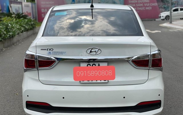 Bán chiếc Hyundai I10 SX 2019, bản đủ, giá 345tr, còn thương lượng khi coi xe11