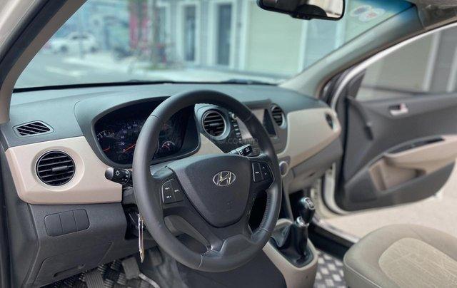 Bán chiếc Hyundai I10 SX 2019, bản đủ, giá 345tr, còn thương lượng khi coi xe7