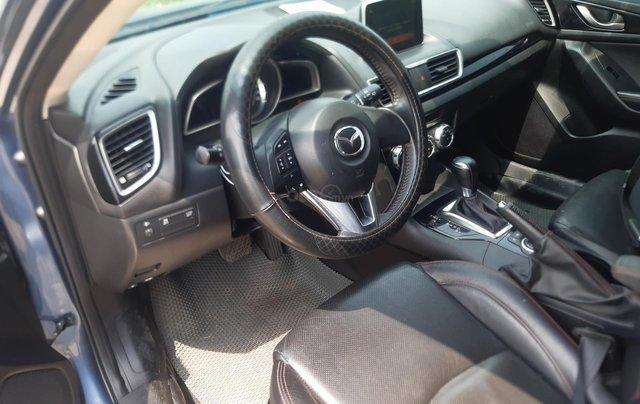 Bán Mazda 3 8/2016, 490 triệu, một chủ mua mới từ đầu0