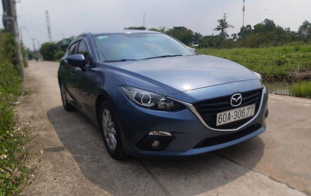 Bán Mazda 3 8/2016, 490 triệu, một chủ mua mới từ đầu4