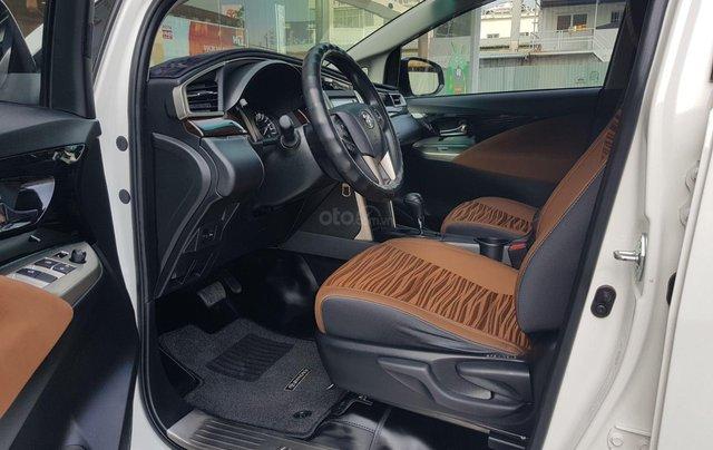 Cần thanh lý xe Toyota Innova 2.0G 6AT, màu trắng xe công ty XHĐ đủ đi 52.000km - xe chính hãng giá tốt5