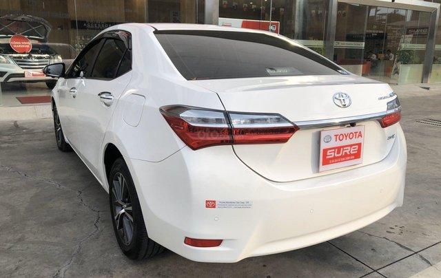 Cần bán xe Toyota Altis 2.0V 2017, màu trắng công ty. XHĐ đi 22.000km - xe chất giá tốt6