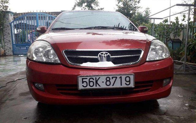 Bán Lifan 520 sản xuất 2007, màu đỏ, nhập khẩu0