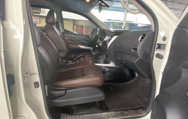 Bán Nissan Terra đời 2019, màu trắng, nhập khẩu  7