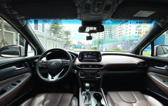 Bán Hyundai Santa Fe 2019, máy dầu, bản đặc biệt giá chỉ 1 tỷ 190 triệu8