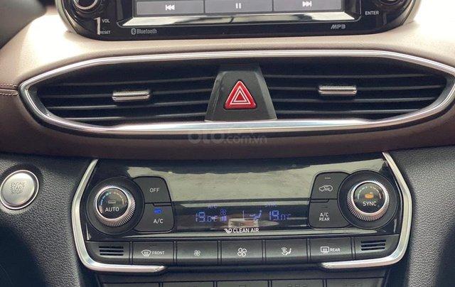 Bán Hyundai Santa Fe 2019, máy dầu, bản đặc biệt giá chỉ 1 tỷ 190 triệu5